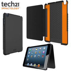 Tech21 Impact Snap with Cover for iPad Mini 2 / iPad Mini - Black