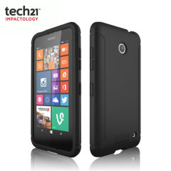 Tech21 Nokia Lumia 630 / 635 Impact Tactical Case - Black