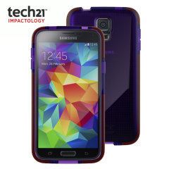 Tech21 Samsung Galaxy S5 Impact Shell Case - Purple