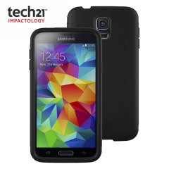 Tech21 Samsung Galaxy S5 Impact Tactical Case - Black
