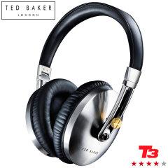 Ted Baker Rockall Premium Headphones - Black / Silver