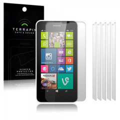 Terrapin Nokia Lumia 630 / 635 Screen Protector - 6 Pack