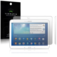 Terrapin Screen Protectors for Galaxy Tab 3 10.1 - 2 Pack