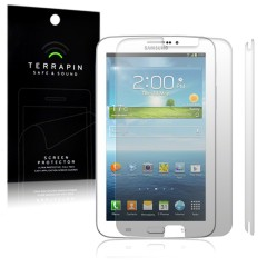 Terrapin Screen Protectors for Galaxy Tab 3 7.0 - 2 Pack