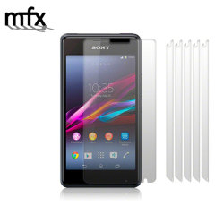 Terrapin Sony Xperia E1 Screen Protector 6 Pack