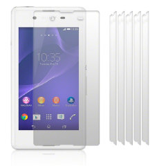 Terrapin Sony Xperia E3 Screen Protector 6 Pack