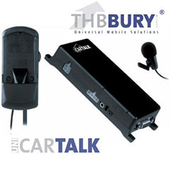 THB UNI System 8 Handsfree Car Kit - UNI CarTalk