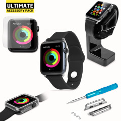 The Ultimate Apple Watch Accessory Pack - 42mm