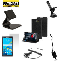 The Ultimate Blackberry Priv Accessory Pack
