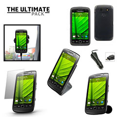 The Ultimate BlackBerry Torch 9860 Accessory Pack