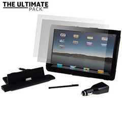 The Ultimate iPad 3 / 2 Accessory Pack