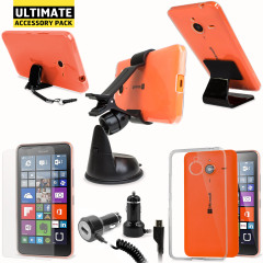 The Ultimate Microsoft Lumia 640 XL Accessory Pack