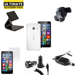 The Ultimate Microsoft Lumia 735 Accessory Pack