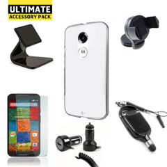 The Ultimate Motorola Moto X 2nd Gen Accessory Pack