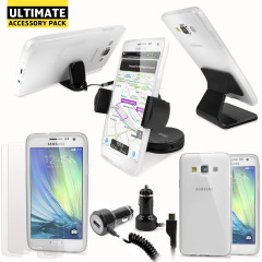 The Ultimate Samsung Galaxy A3 Accessory Pack