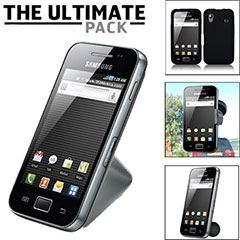 The Ultimate Samsung Galaxy Ace Accessory Pack