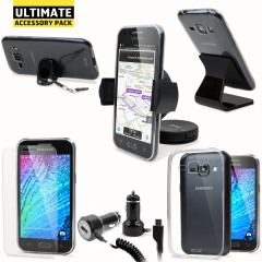The Ultimate Samsung Galaxy J1 2015 Accessory Pack