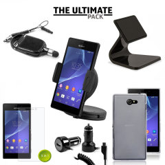 The Ultimate Sony Xperia M2 Accessory Pack