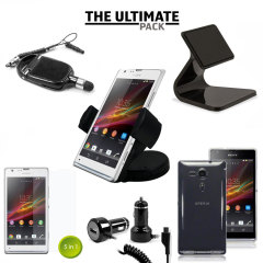 The Ultimate Sony Xperia SP Accessory Pack
