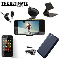 The Ultimate Wiko Goa Accessory Pack
