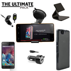 The Ultimate Wiko Highway 4G Accessory Pack