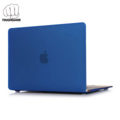 ToughGuard Crystal MacBook 12 inch Hard Case - Blue