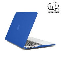 ToughGuard MacBook Air 11 Inch Hard Case - Blue