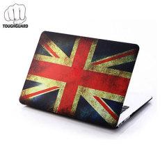 ToughGuard MacBook Pro 13 Hard Case - British Flag