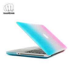 ToughGuard MacBook Pro 13 Hard Case - Cosmic Haze (Rainbow)