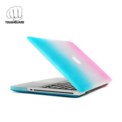 ToughGuard MacBook Pro 13 inch Hard Case - Cosmic Haze (Rainbow)