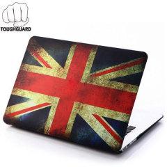 ToughGuard MacBook Pro 13 with Retina Hard Case - British Flag