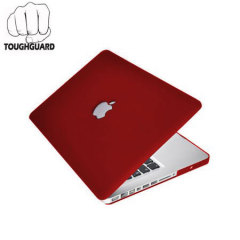 ToughGuard MacBook Pro 15 Inch Hard Case - Red