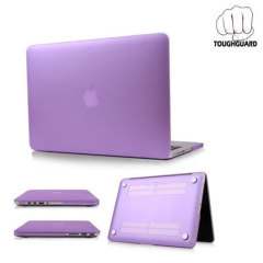 ToughGuard MacBook Pro 15 inch with Retina Hard Case - Purple