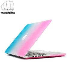 ToughGuard MacBook Pro 15 with Retina Case - Cosmic Haze (Rainbow)