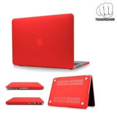 ToughGuard MacBook Pro 15 with Retina Hard Case - Red