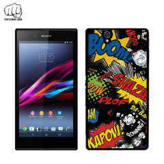 Toughguard Sony Xperia Z Hard Case - Comic Boom