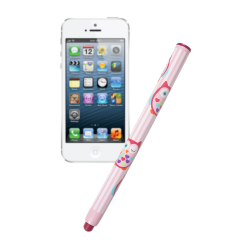 Trendz Kid's Themed Stylus - Pink Owls