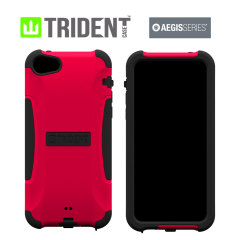 Trident Aegis Case for Apple iPhone 5C - Red