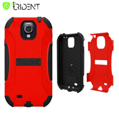 Trident Aegis Case for Samsung Galaxy S4 - Red