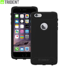 Trident Aegis iPhone 6 Plus Protective Case - Black