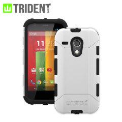 Trident Aegis Moto G Case - White