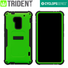 Trident Cyclops Case for HTC One Max - Green