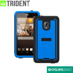 Trident Cyclops Huawei Ascend Mate 2 Case - Blue / Black