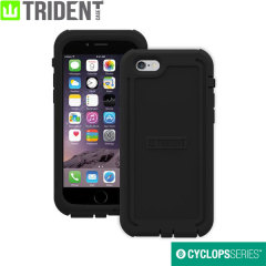 Trident Cyclops iPhone 6 Case - Black