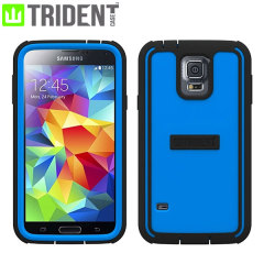 Trident Cyclops Samsung Galaxy S5 Case - Blue