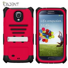 Trident Kraken AMS Case for Samsung Galaxy S4 - Red