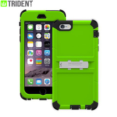 Trident Kraken AMS iPhone 6S Plus / 6 Plus Tough Case - Green