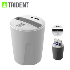 Trident Qi Wireless Charging Cup Holder