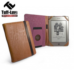 Tuff-Luv Embrace Kindle / Paperwhite / Touch  - Autumn Brown