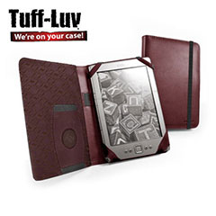Tuff-Luv Embrace Kindle / Paperwhite / Touch  Cover - Brown